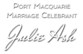 Wedding Celebrant in Port Macquarie